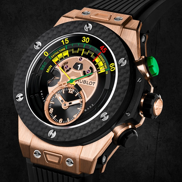 hublot,watches,montres,watch,montre,luxe,luxury,prestigious,rare,suisse,complication,limited,edition,édition limitée,coffret,box,horology,horlogerie,big bang,fusion,gold,tirubute,hommage,coupe du monde,football,worldcup,brésil 2014,brésil,timekeeper,official,chronométreur,prestige,ballon,projet,artiste,footballeurs,footballeur,pelé,josé mourinho,psg,luiz felipe scolari,falcao,roy hodgson,xherdan shaqiri