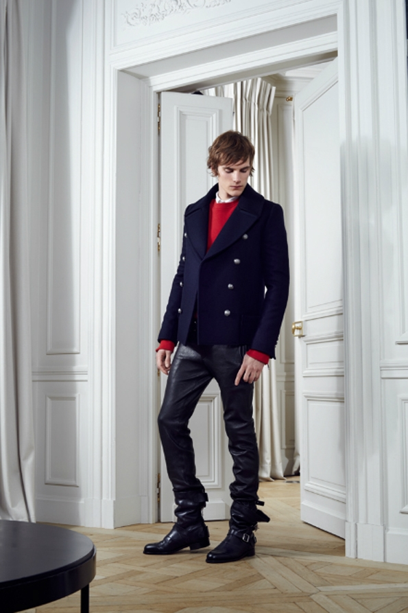 balmain,fashion,mode,men,homme,fall,winter,2012,dandy,christophe decarnin,olivier rousteing,luxe,luxury,pierre balmain,paris,france,french brand,marque,tendances,trends,caban,vestes,manteaux,costumes,suit,chaussures,accessoires,accessories,shoes
