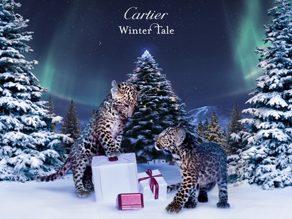 cartier,conte de noël,conte,noël,christmas,winter tale,winter,tale,stratégie,strategy,marketing,communication,360°c,cartier,louis cartier,jewellery,paris,event,évènement,new,collection,montre,montres,watch,watches,luxury,luxe,richemont,swiss,switzerland,france,horlogerie,horology,rectangle tank,must,américaine,française,divan,joaillerie,joaillière,joyaux,boreal landscape,snow,savoir faire,héritage,legacy