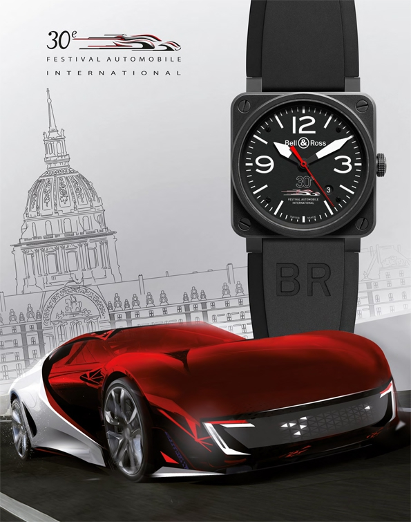 bell and ross,bell & ross,bell,ross,montre,horlogerie,horology,watch,watches,luxe,luxury,tendances,trends,fashion,blogg,blogger,blogueur,france,french,men,man,style,dapper,élégant,dandy,aviation,édition limitée,limted edition,festival international de l'automobile,30 ans,30 ème,anniversaire,30th,anniversary,design,concept car,sports car