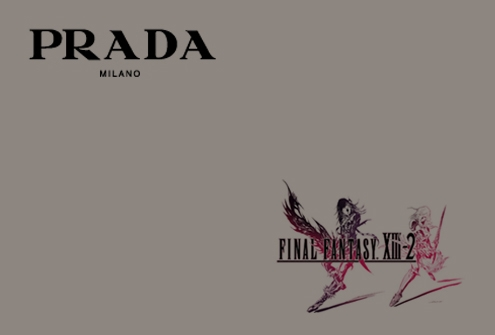 prada,miuccia prada,arena homme,final fantasy xiii-2,video games,jeu vidéo,collection,ss2012,spring,summer,printemps,été,mode,homme,fashion,projet,fashion magazine,magazine,avril,april