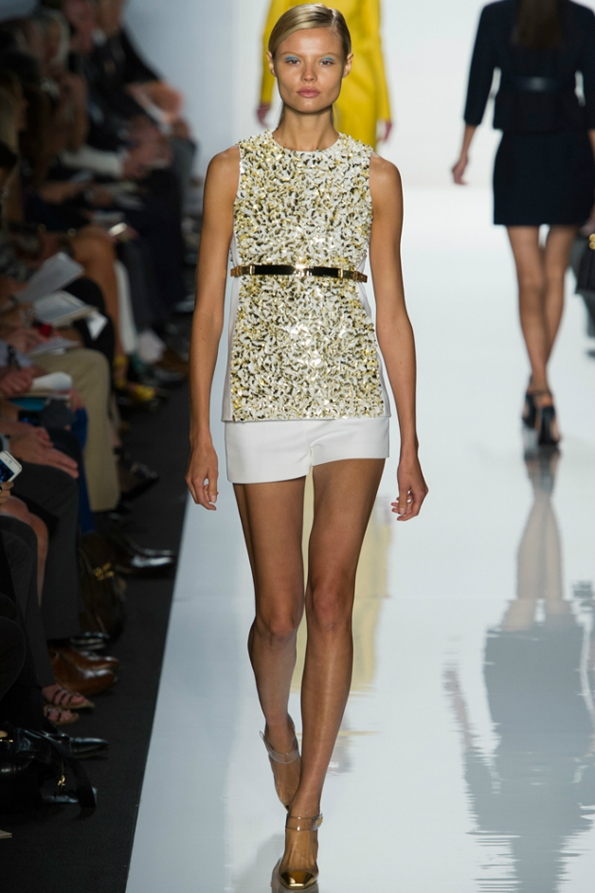 fashion designer michael kors l36d  michael kors,spring,summer,printemps,茅t茅,2013,fashion,mode