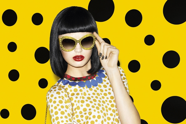 yayoi kusama, malletier, louis vuitton, lvmh, marc jacobs, fashion,mode,designer, art director, directeur artistique, luxe, luxury, collaboration, projet, artistique, photographie, sculpture, performance, peinture, painting,new-york, boutique, store, art contemporain, moma,dots,dot,points,point,fashion collection,dress,sunglasses,skirt,silk,shoes,heels,chaussures,robes,élégance,sexy,série limitée,édition limitée,limited,edition