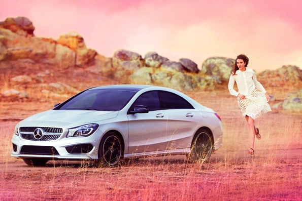 mercedes-benz,mercedes benz,mercedes,benz,cla,classe a,luxury,luxe,cars,car,automobiles,allemagne,germany,fashion,karlie kloss,mercedes benz fashion week,week,terry richardson,jessica stam,movie