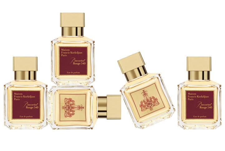 baccarat rouge 540,maison francis kurkdjian,baccarat,francis kurkdjian,cristallerie,parfumerie,parfum,fragrance,luxe,luxury