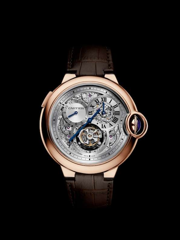 sihh,2013,cartier,ballon bleu,tourbillon double jumping second time zone,louis cartier,jewellery,joaillerie,new,collection,montre,montres,watch,watches,luxury,luxe,richemont,swiss,switzerland,france,horlogerie,horology,nouveauté,suisse,genève