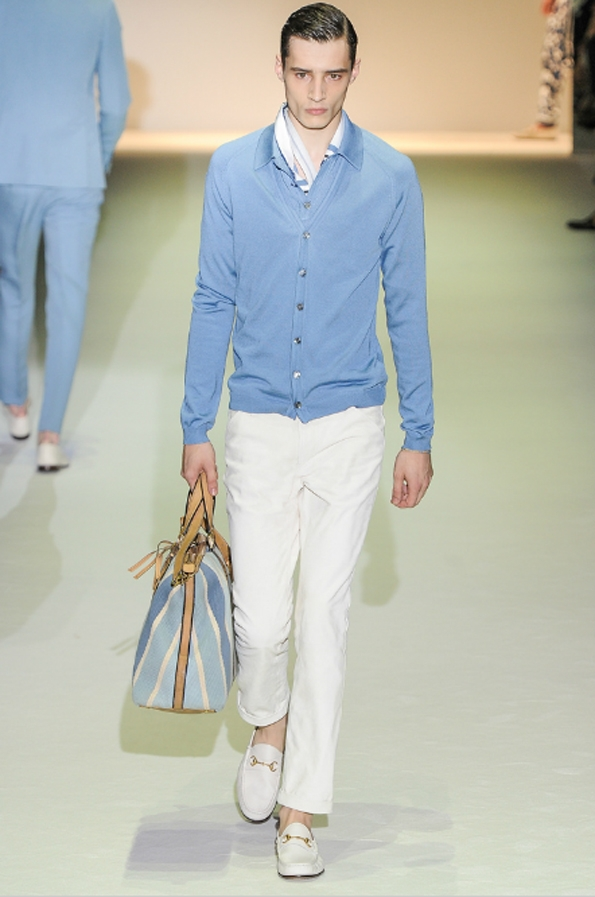 gucci,frida giannini,homme,men,uomo,printemps,été,spring,summer,2013,fashion,fashion designer,designer mode,mode,luxe,méditerranée,women,femmes,couleur,collection,luxury,italie,italia,italy,florence,firenze,ppr,tom ford,maroquinerie,accessoires,accessories,marque,brand