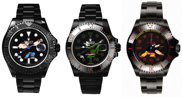elzie crisler segar,popeye,beetle bailey,brutus,bamford,bamford watches,bamford,watch,bamford watch department,rolex