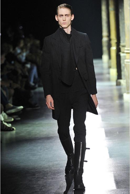 Ann Demeulmeester,fashion,men,spring,summer,2011,mode,homme