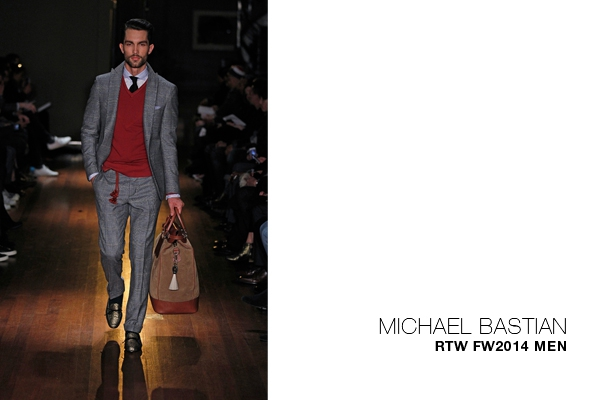 michael bastian,new-york,preppy,preppy look,preppy guy,mode,fashion,fashion designer,créateur de mode,chic,luxe,luxury,premium,trends,tendances,fashion show,défilé,hommes,man,men,menswear,automne,hiver,fall,winter,2014