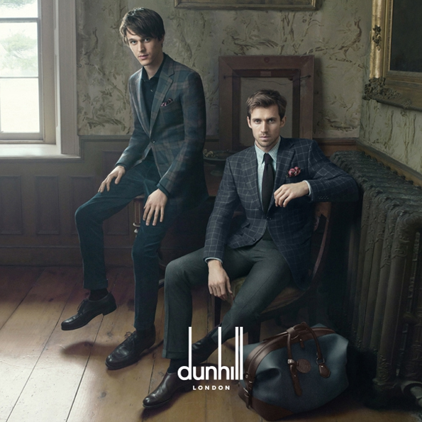 dunhill,alfred dunhill,john ray,london,londres,savilerow,tailleur,tailor,élégance,direction artistique,art direction,direction créative,creative direction,marque,brand,marques,mode,fashion,fashion designer,créateur de mode,luxe,luxury,premium,trends,tendances,man,men,automne,hiver,fall,winter,2014,ad campaign,campagne de communication,afficage,print,campagne de pub,photographie,photography,fashion photographer,photographe de mode,annie leibovitz