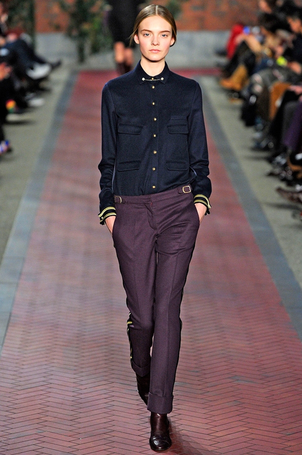 tommy hilfiger,new-york,central park,golf,wasp,chic,east coast,hamptons,men,hommes,uomo,fashion,mode,moda,automne,hiver,fall,winter,collection,2012,2013,last collection,créateur,designer,londres,london,rtw,fw,ready to wear,prêt à porter,fashion week,luxe,luxury