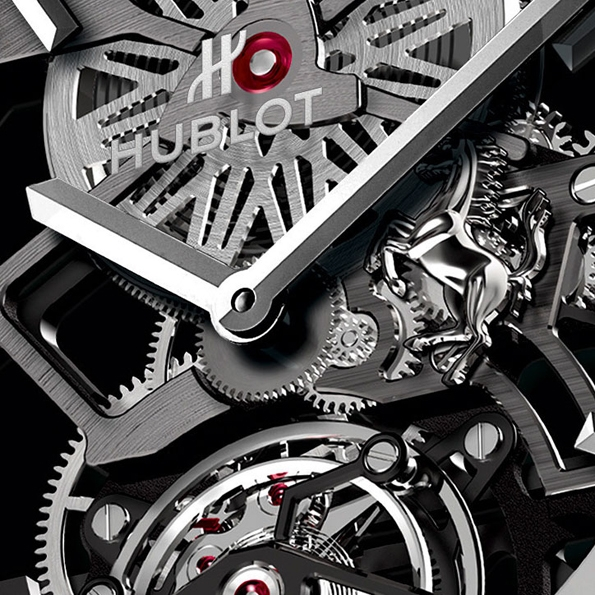 hublot,watches,montres,watch,montre,hommage,tribute,anniversaire,anniversary,ferrari 250 gto,luxe,luxury,ferrari,prestigious,rare,suisse,italie,complication,tourbillon,limited,edition,édition limitée,coffret,box,borrani,horology,horlogerie,big bang