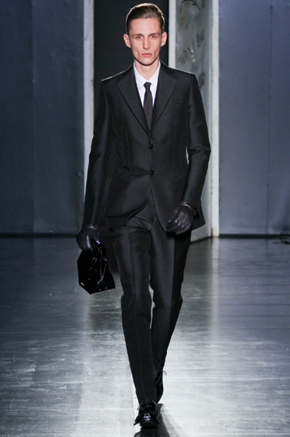  jil sander,raf simons, fashion,collection,fall,winter,automne,hiver,2012,2013, men,homme,suit,costume,dernire collection,last show,mode,  elegance, chic, glamour, hommes, designer, belge,luxe,luxury,