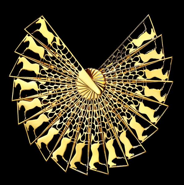 ttf haute joaillerie,ttf,tomorrow,today,forever,chine,chinois,china,jewellery,jewelry,paris,exposition,exhibition,arts,art,place vendôme,rue de la paix,frank wu,propriétaire,jean boggio,directeur de création,création,joaillier,bijoux,parrures,précieux,precious,gold,or,diamant,diamond,année du cheval,cheval,astrologique,horse,astrologie