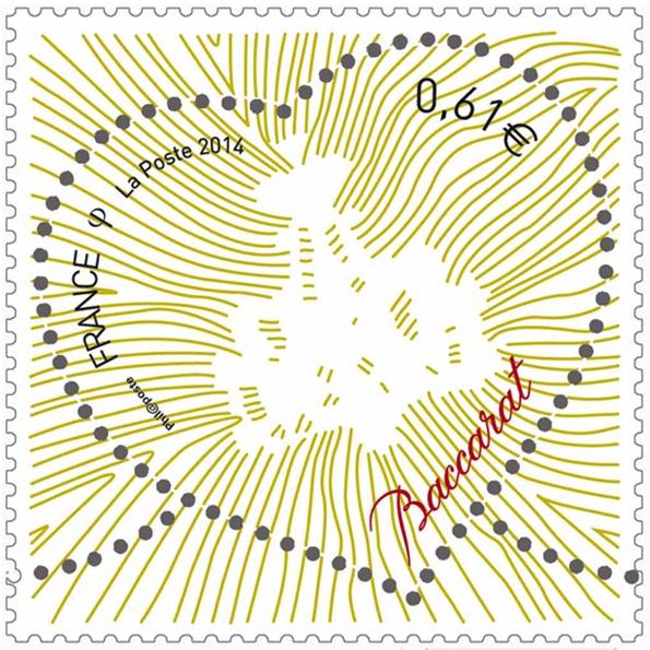 baccarat,la poste,timbres,timbre,saint valentin,collection,collector,amour,love,stamps,luxe,luxury,mode,cristal,france,french,art de vivre,savoir vivre,savoir faire,fashion