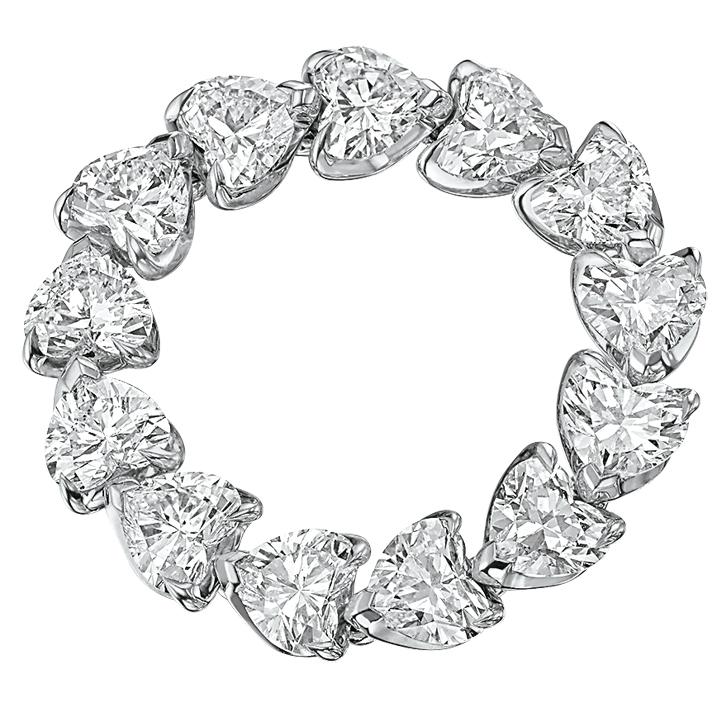 Caresse-Bague souple coeurs or blanc 18 cts et diamants-34000€.jpg