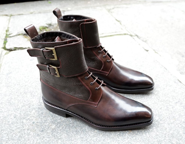 caulaincourt,french,shoemaker,france,crateur,luxe,luxury,men,homme,lgant,dandy,dandies,chaussures,derby,boots,botines,patines,hom,artisan,souliers,bottes,collection,mode,fashion,blake,goodyear,confection,semelle