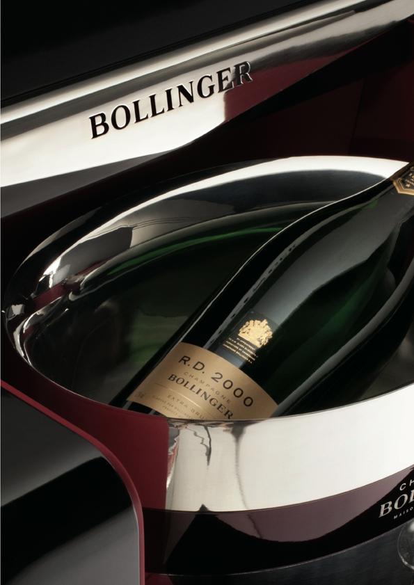 bollinger,bollinger exeperience,Bollinger RD 2000,Eric Berthes,designer,meuble,mobilier,automobile,champagne,champaign,james bond,en champagne,reims,ay,luxe,luxury,spiritueux,glamour,rare,gastronomie,coffret,limited edition,box,noël,christmas,magnum,bouteille,flacon,cave,galeries lafayette,galeries lafayette haussmann,lafayette gourmet