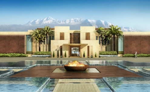 marrakech,luxe,luxury,park hyatt,al mâaden resort,voyage,traveling