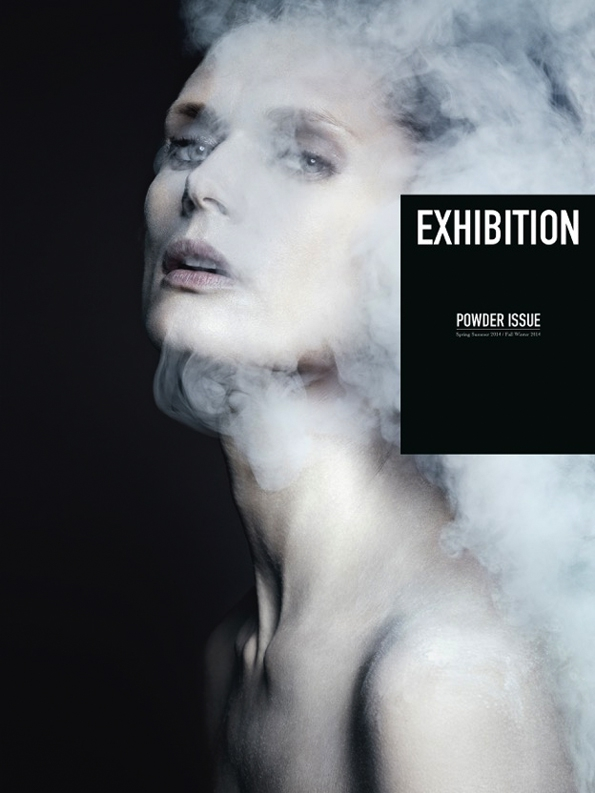 exhibition magazine,exhibition,magazine,fashion week,pfw,annuelle,annual,unique,format,art,arts,art direction,launch,aajean christophe husson,luxe,luxury,fashion,mode,paris,glamour,sexy,fashion photography,fashion photographer,photographie de mode,numéro 5,issue 5,powder issue,powder,issue