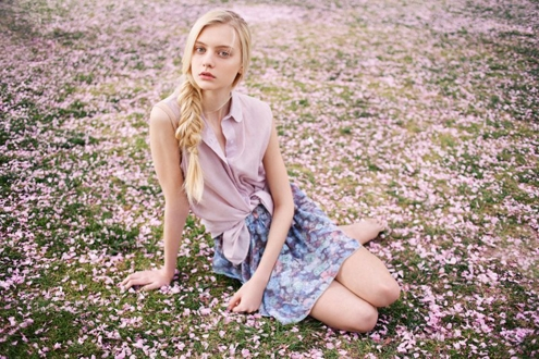 nastya kusakina,jens ingvarsson,fashion,editorial,éditorial,mode,fahion,photographer,photographe,magazine,cherry,blossom,girl,cerisier,spring,printemps,summer,été,fille,woman,women,gorgeous,fresh,face,luxury,luxe,blog,trends,tendances,trendy