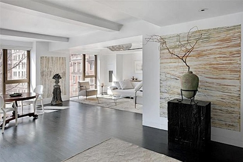 Karl lagerfeld vend son appartement new york soblacktie blog magazine t - Appartement new york a vendre ...