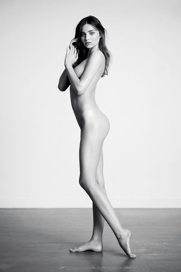 Miranda Kerr,Willy Vanderperre,fashion editorial,mode, éditorial, editorial, fashion photographer, fashion, naked, bare, nue, sexy, modeling, summer, spring, printemps, été, photographe, mode, luxe, luxury, black, white, portrait, glamour, mer, sea, ocean,brunette