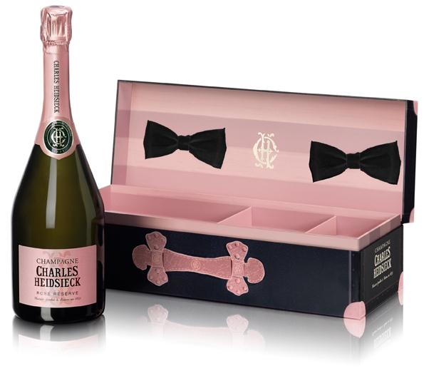 heidsieck,charles heidsieck,champagne,champaign,vin,wine,millésime,reims,nouvelle,identité,new,identity,brut réserve,rosé réserve,bouteille,flacon,élégance,élégante,dandy,charles camille heidsieck,luxe,luxury,raison,vendange,pinot,chardonnay,cépage,bulles,bubbles,pétillant,charles heidsieck rosé réserve,la dandy case,dandy case,charles heidsieck rosé réserve la dandy case,box,coffret