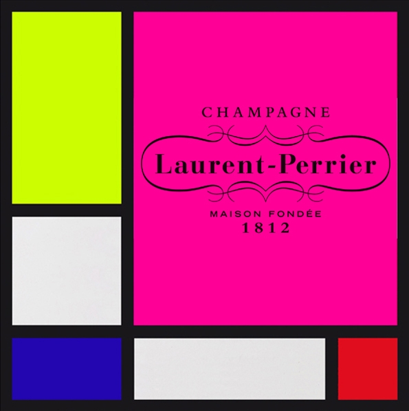 laurent perrier,champagne,champaign,coffret,cuvée rosé,rosé,reims,luxury,luxe,meurice,hôtel,hotel,tea time,spring,summer,printemps,été,box,mondrian,mai,juin,may,june