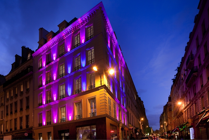 H tel secret de paris soblacktie blog magazine tendances luxe et mode - Hotel tendance paris ...