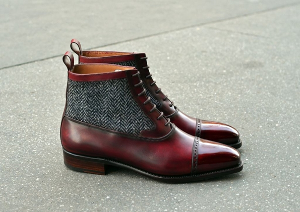 caulaincourt,french,shoemaker,france,créateur,luxe,luxury,men,homme,élégant,dandy,dandies,chaussures,derby,boots,botines,patines,hom,artisan,souliers,bottes,collection,mode,fashion,blake,goodyear,confection,semelle