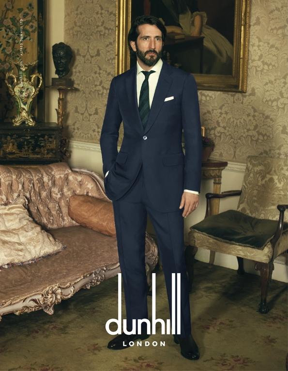 dunhill,alfred dunhill,john ray,london,londres,savilerow,tailleur,tailor,élégance,direction artistique,art direction,direction créative,creative direction,marque,brand,marques,mode,fashion,fashion designer,créateur de mode,luxe,luxury,premium,trends,tendances,man,men,printemps,été,srping,summer,2015,ad campaign,campagne de communication,afficage,print,campagne de pub,photographie,photography,fashion photographer,photographe de mode,annie leibovitz,louis elliot,andrew cooper,alex blamire