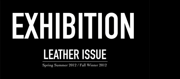 exhibition, magazine, leather, issue, fashion, luxe, colette, guido mocafico, richard burbridge, solve sundsbo, willy vanderperre, serge lutens, jeff rian