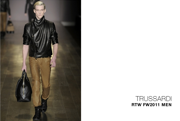 trussardi, trussardi 1911, nicolas trussardi, gaïa trussardi, italia, fashion designer, luxe, luxury, fashion, mode, collection, homme, automne,fall,winter, hiver,2011, milan