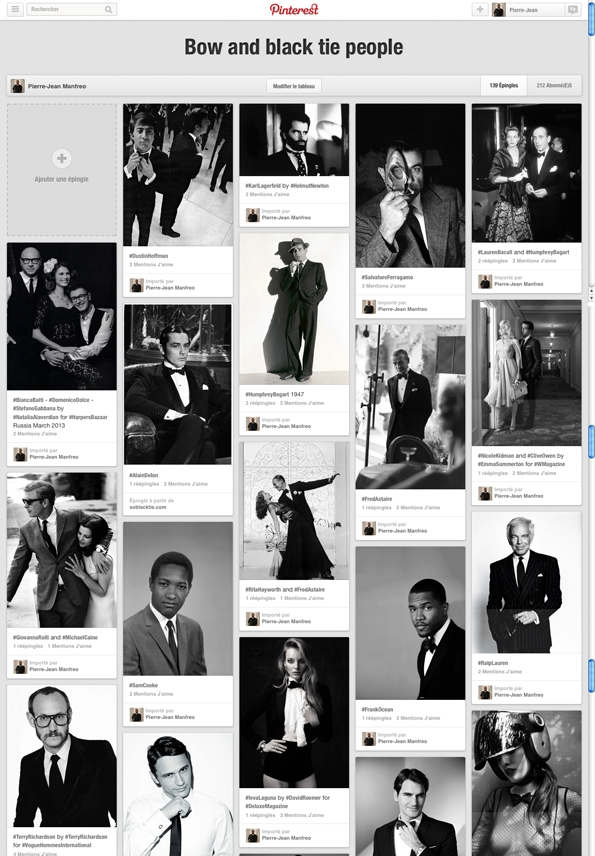 pinterest,soblacktie,blogueur,blogger,pinterest france,tendances,trends,luxury,luxe,mood board,boards,pin,épingle,épingler