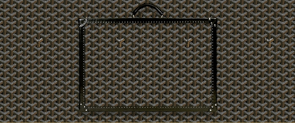 goyard,malletier,paris,1792,rue saint honoré,luxe,luxury,leather,malle,trunk,trunks,malles,motif,monograme,vidéo,lancement,nouveau,site,new,website,addiction agency,agence,communication,france,glamour,séduction,savoir faire,artisan,craftman