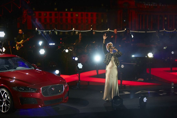jaguar,automobile,car,cars,automotive,jaguar xe,xe,feel xe,#feelxe,ian callum,designer,luxury,luxe,land rover,jaguar land rover,londres,london,angleterre,britannique,tata,inde,lancement,présentation,glamour,international,mondial de l'automobile,paris,septembre 2014,avant première,stella mccartney,jean paul lespagnard,emeli sandé,the kaiser chiefs,eliza doolittle,royal ballet,david gandy,josé mourinho,laura whitmore,ruben cortada,sam riley,sienna guillory,steve redgrave,brian johnson,gary lineker