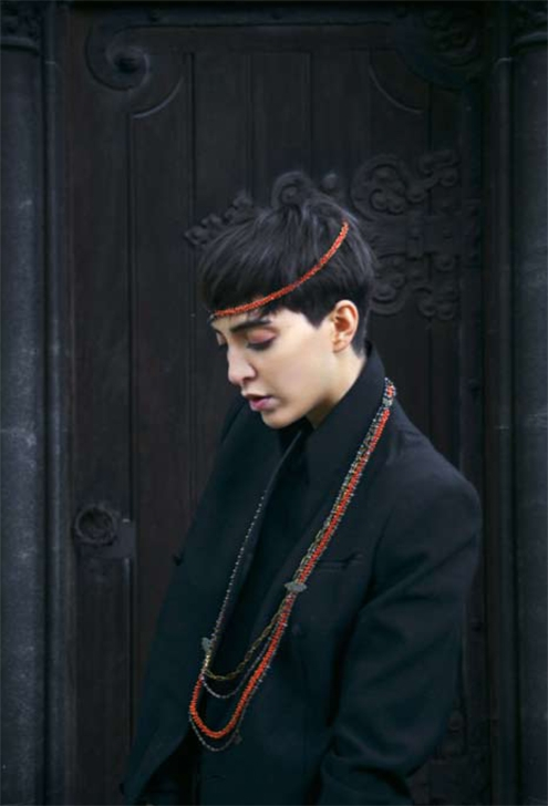 Annelise Michelson Black Madonne 03.jpg