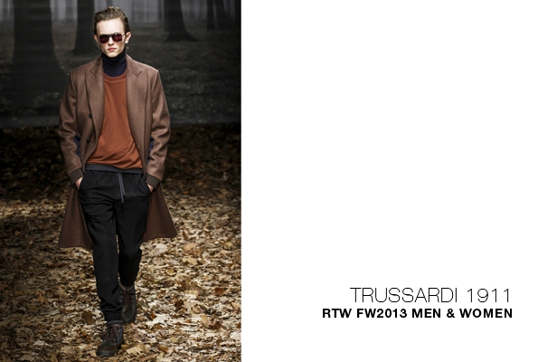 trussardi,trussardi 1911,1911,nicolas trussardi,gaia trussardi,fashion designer,automne,autumn,fall,hiver,winter,2013,brand,marque,fashion,mode,men,homme,collection,designer,italie,italia,italy,milan,trends,trendy,luxe,luxury,leather