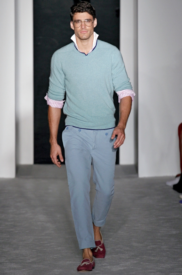 michael bastian,spring,summer,printemps,été,fashion,mode,collection,homme,femme,man,woman,fashion designer,designer,amercan designer,american,new-york,