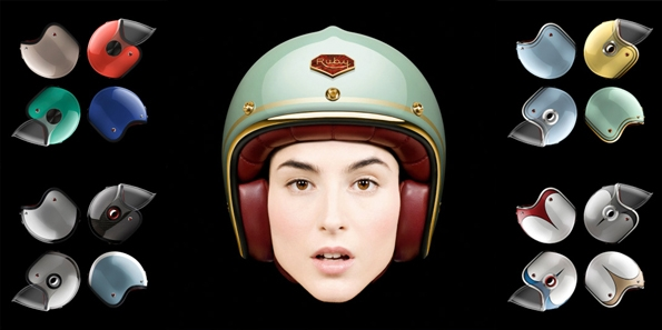 ruby,ateliers ruby,nouveautés,news,collection,couleurs,coloris,colors,casques,helmets,casque,helmet,jérome coste,dimitri coste,paris,luxe,luxury,pavillon,belvédère,fashion,mode,motorcycle,collaboration,karl lagerfeld,chanel,louis vuitton,colette,tron