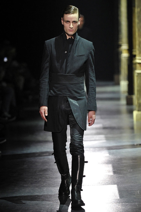 Ann Demeulmeester,fashion,men,spring,summer,2011,mode,homme