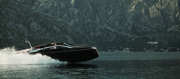 antangonist,luxury,boat,art of kinetik